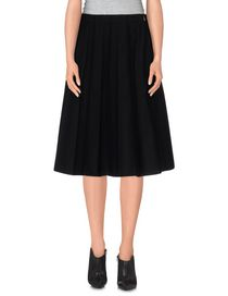 TRUSSARDI - Knee length skirt