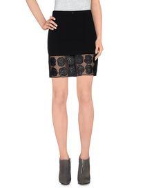 JOHN RICHMOND - Knee length skirt