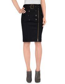 BURBERRY BRIT - Knee length skirt
