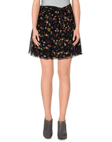Moschino Minifalda Pas Cher Et Chic Boutique en ligne vente meilleur zSnz3qaQoV