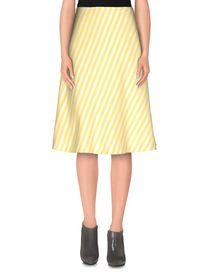 PETER JENSEN - 3/4 length skirt
