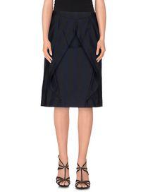 ISSEY MIYAKE - Knee length skirt