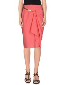 MOSCHINO COUTURE - Knee length skirt