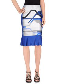 OSTWALD HELGASON - Knee length skirt