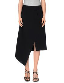 BALENCIAGA - Knee length skirt