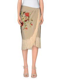RALPH LAUREN - Knee length skirt