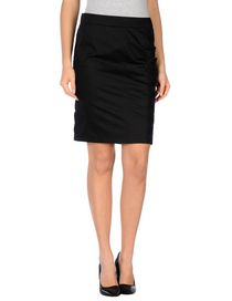 VERSACE JEANS COUTURE - Knee length skirt