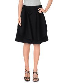 BALENCIAGA - Knee length skirt