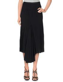 RICK OWENS - 3/4 length skirt
