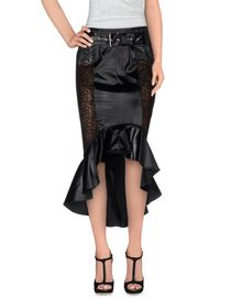 JEAN PAUL GAULTIER - 3/4 length skirt