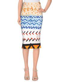 VIVIENNE WESTWOOD ANGLOMANIA - Knee length skirt