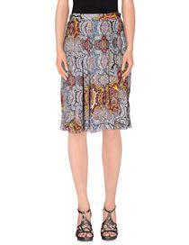 CHRISTIAN LACROIX - Knee length skirt