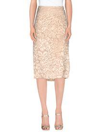DONNA KARAN - 3/4 length skirt