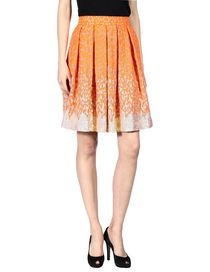 MATTHEW WILLIAMSON Knee length skirt