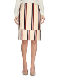 DRIES VAN NOTEN Knee length skirt