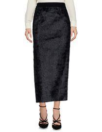 ANN DEMEULEMEESTER 3/4 length skirt