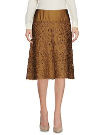 ALBERTA FERRETTI Knee length skirt