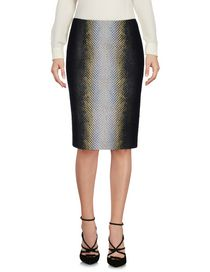 CEDRIC CHARLIER Knee length skirt