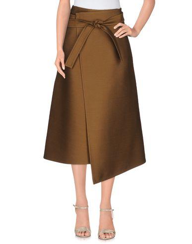 длинная юбка с запахом купить