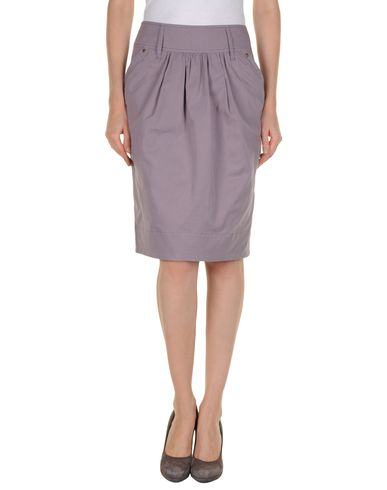 GUNEX - Knee length skirt