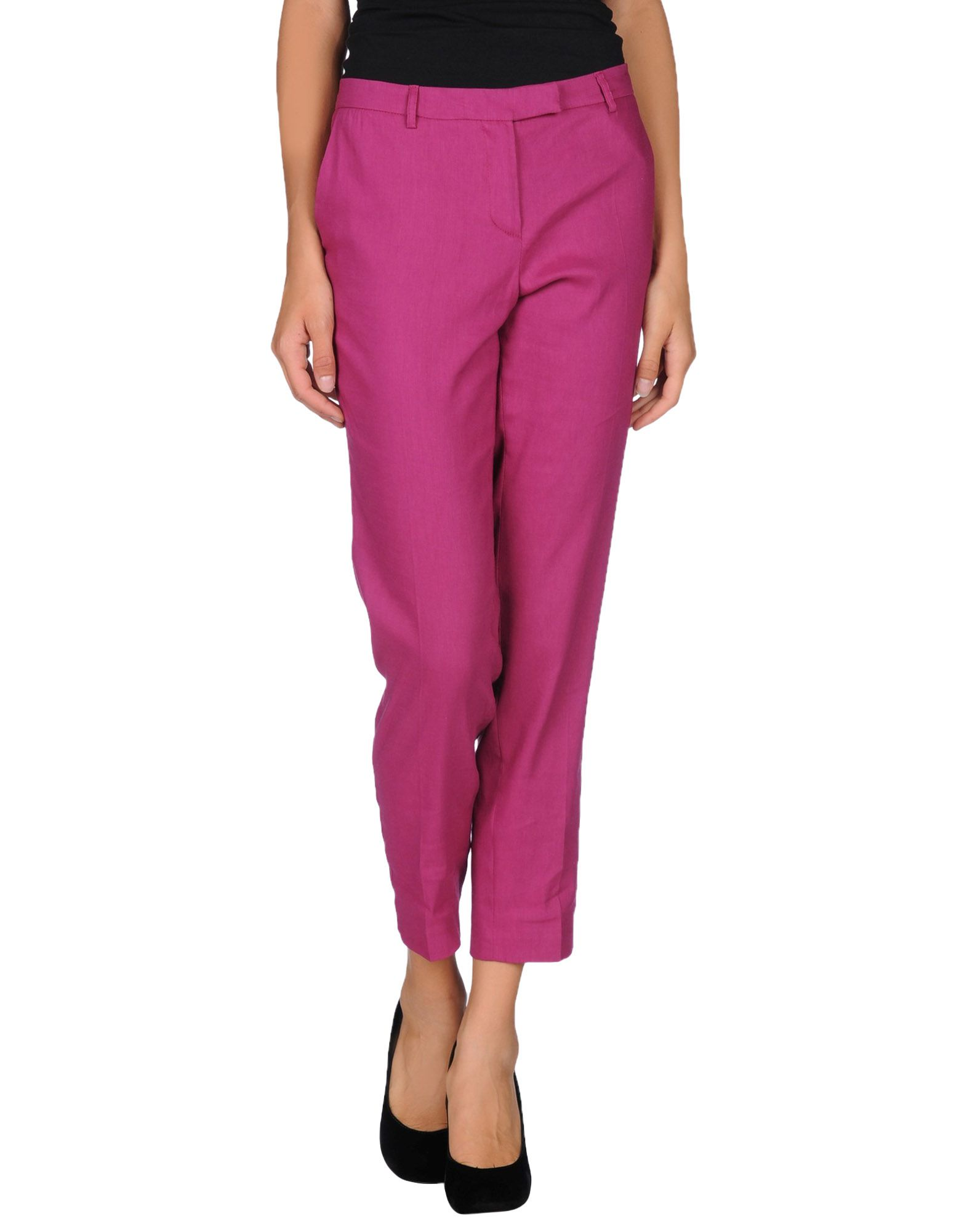 Space Style Concept Casual Pants   Women Space Style Concept Casual Pants   36568286HR