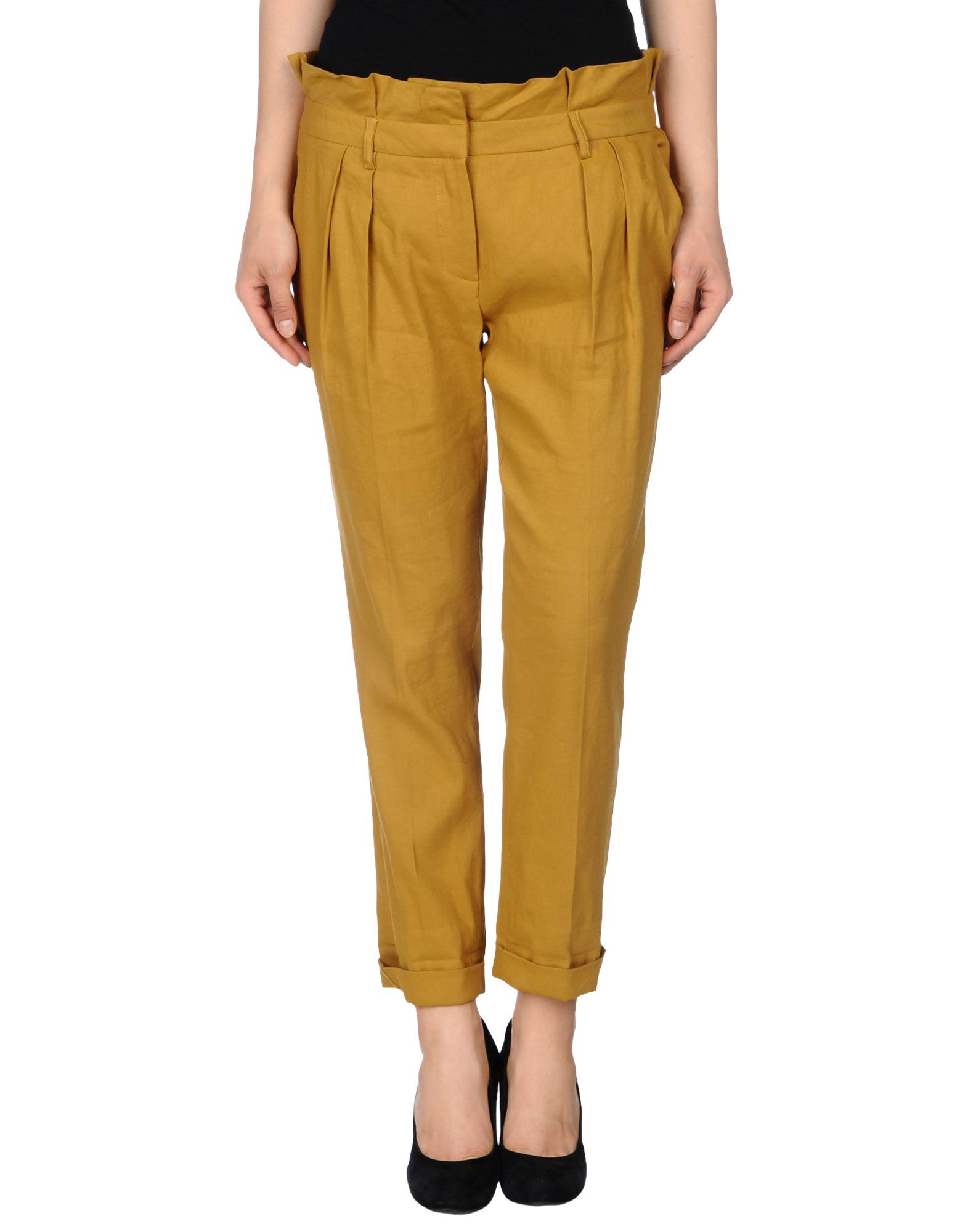 Space Style Concept Casual Pants   Women Space Style Concept Casual Pants   36648181QR