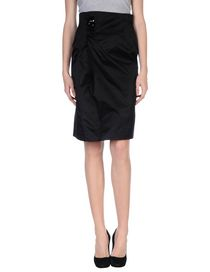 JIL SANDER - 3/4 length skirt