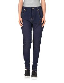 MANILA GRACE DENIM - Casual pants