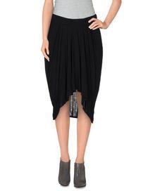 HELMUT LANG - Knee length skirt