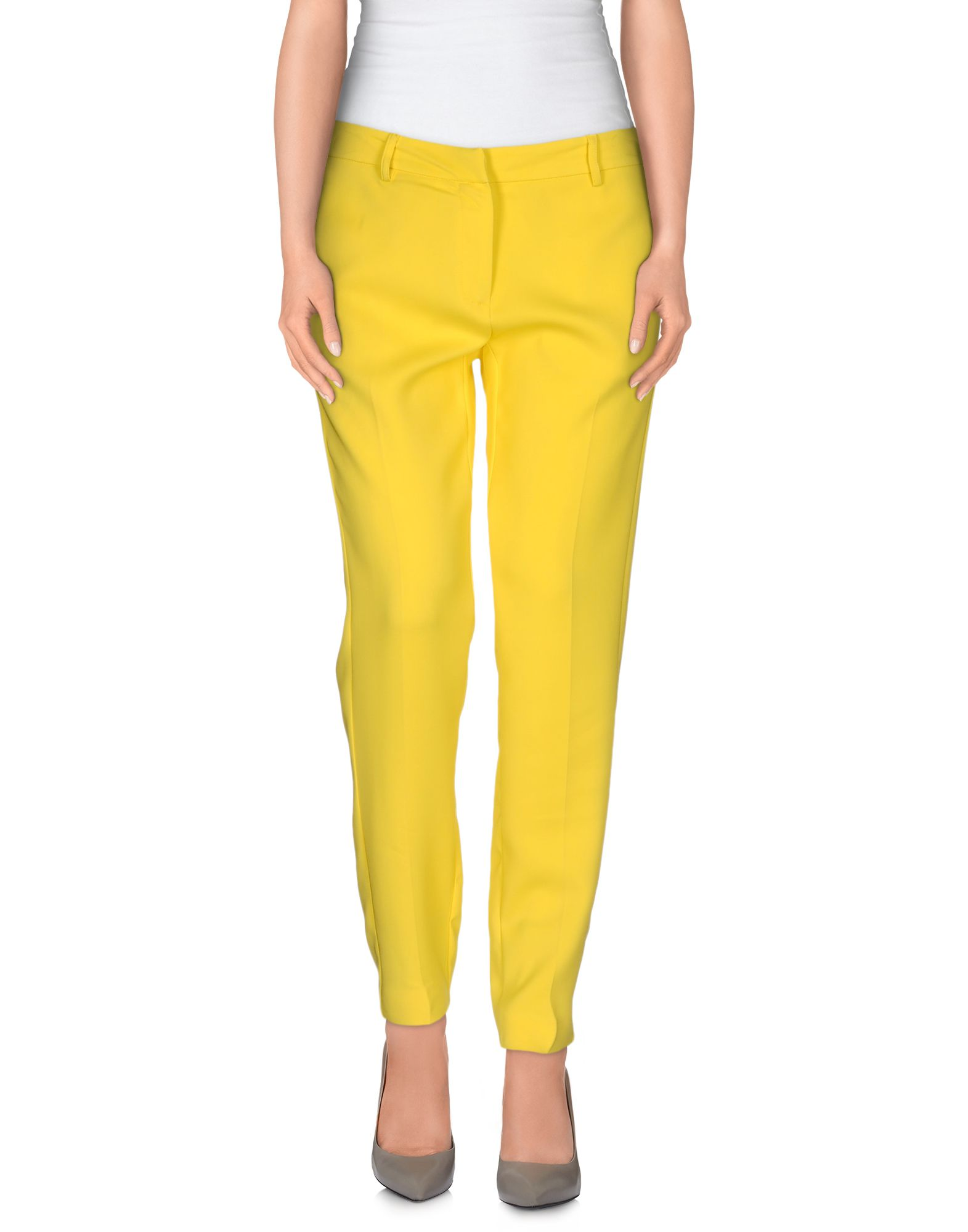 Space Style Concept Casual Pants   Women Space Style Concept Casual Pants   36766023XT