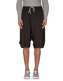 RICK OWENS - 3/4-length short