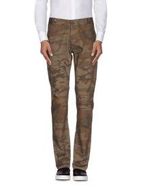 GREY DANIELE ALESSANDRINI - Casual pants