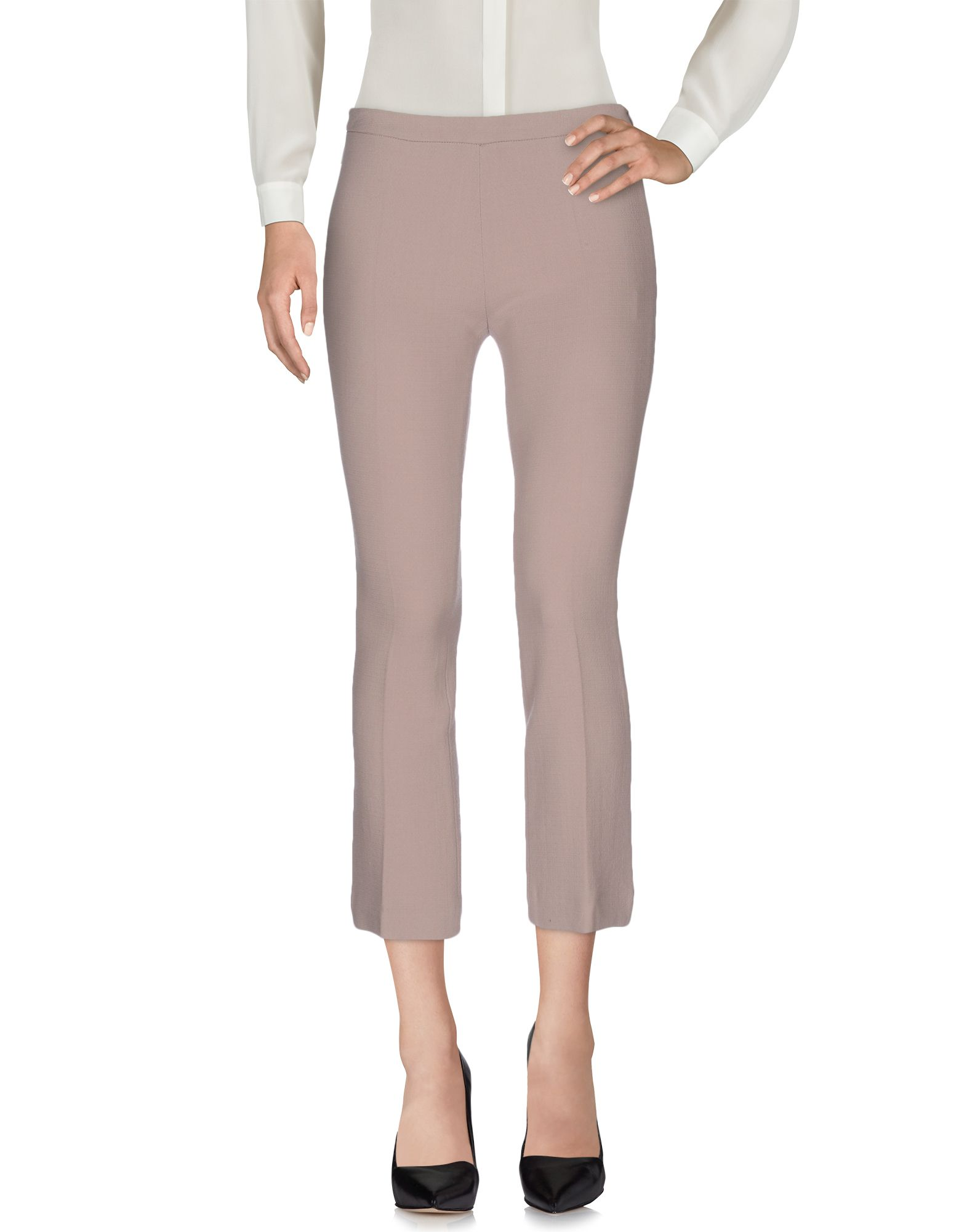 Space Style Concept Casual Pants   Women Space Style Concept Casual Pants   36868287CU