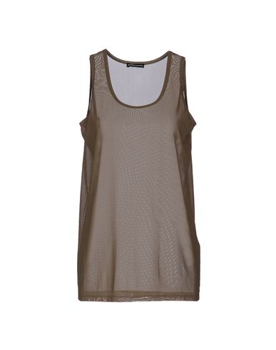 NEW YORK INDUSTRIE - Sleeveless t-shirt
