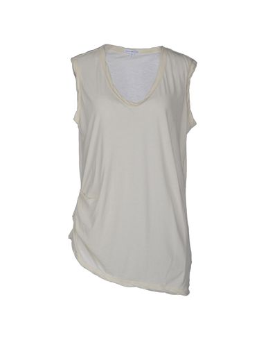 JAMES PERSE STANDARD - Sleeveless t-shirt