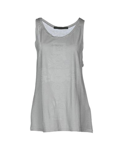 SUPERFINE - Sleeveless t-shirt