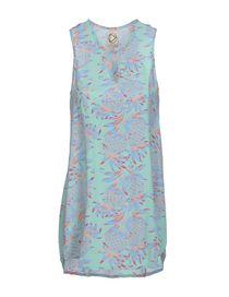 DRESS GALLERY - Silk top