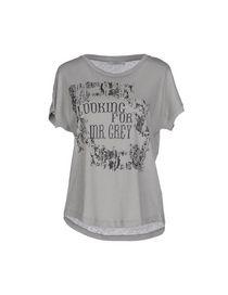 PINKO GREY - T-shirt
