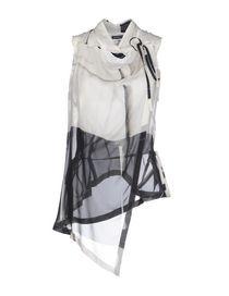 ANN DEMEULEMEESTER - Silk top