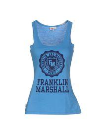 FRANKLIN & MARSHALL - Tank top