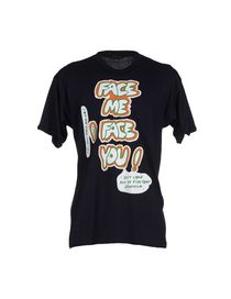 DANIELE ALESSANDRINI HOMME - T-shirt