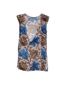 DRIES VAN NOTEN - Silk top