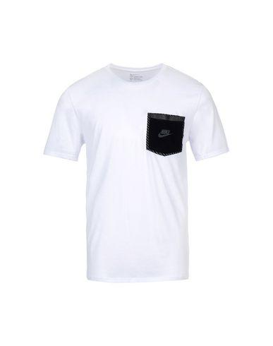 ebay en ligne paiement visa rabais Nike Nike Pkt-réfléchissant Tee Camiseta jeu 2014 nouveau limité ckz6t9