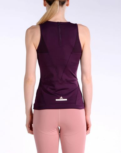 Adidas Par Studio Stella Mccartney Réservoir Frais Camiseta De Tirantes amazone discount vente parfait en ligne vznRg5WOhC