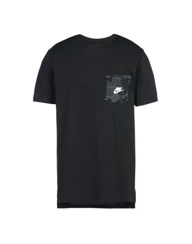 Nike Tee-goutte Poche Camiseta acheter discount promotion 6NSGPnf46