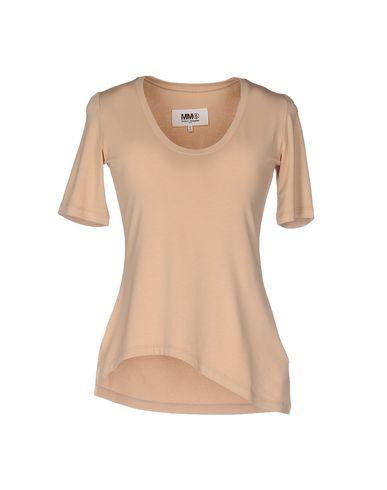 100% original Mm6 Maison Margiela Camiseta jeu commercialisable geniue réduction stockiste gros rabais 0nEgT250
