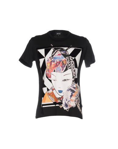 Just Cavalli Camiseta qualité supérieure vente excellent Livraison gratuite exclusive réduction excellente Nice vente OVF4Amw1W