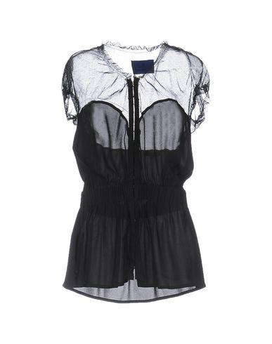 Betty Chemises Bleues Et Blouses Lisses sneakernews bon marché pour pas cher 2015 nouvelle réduction site officiel best-seller pas cher bfD5Fnlz