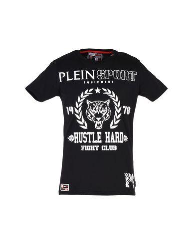 en ligne officielle Plein T-shirt Sport Ss Col Rond Suplex Camiseta avec paypal sortie professionnelle TDuDUD