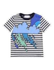 BURBERRY CHILDREN - T-shirt